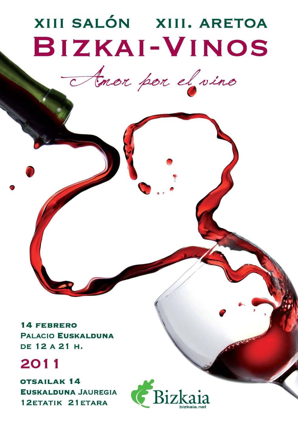 Bizkai Vinos 2011