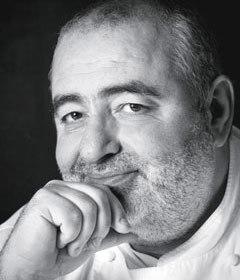 El cocinero Santi Santamaría, recientemente fallecido